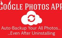 Google Photos âm thầm thu thập ảnh người dùng?