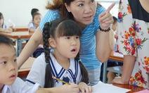 Lớp 1 không dạy từ đầu thì dạy từ đâu ?