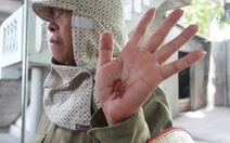 Gần 100 người kéo lên UBND huyện vìthai phụ bị đánh
