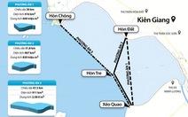 Đề xuất xây hồ nước ngọt trên vịnh Rạch Giá