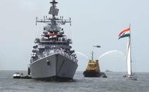 Ấn Độ thêm 200 tàu chiến trước sức ép của Trung Quốc