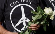 Hà Lan, Úc tưởng niệm thảm kịch MH17