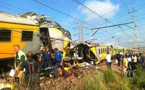 Trật đường ray xe lửa, 150 người bị thương