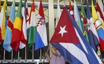Mỹ, Cuba chính thức mở cửa đại sứ quán