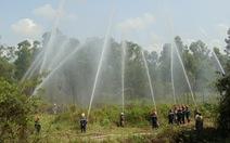 TP.HCM tăng cường phòng cháy, chữa cháy rừng