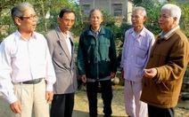 Ông Hồ Xuân Mãn trả lại tiền trợ cấp anh hùng