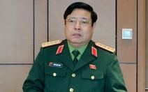 Bộ trưởng Phùng Quang Thanh gửi thư chúc mừng hai đơn vị