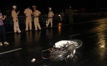 Xác định tài xế tông chết người trên cầu Thuận Phước