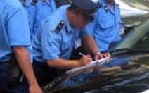 Làm rõ vụ thanh tra giao thông rút súng dọa bắn người