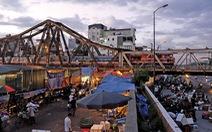 """""""Tư cách"""" nào cho chợ Long Biên?"""