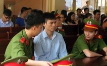 Cha Lý Nguyễn Chung tin chỉ con mình gây án