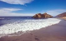 Mơ màng cùng bãi biển tím Pfeiffer beach