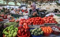 Nước Nga rơi vào suy thoái kinh tế, lạm phát 16%
