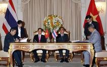 Phấn đấu giao thương Việt Nam - Thái Lan đạt 20 tỉ USD