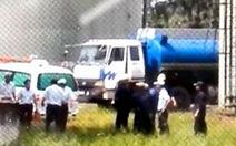 Điều tra nguyên nhân nổ bồn chứa chất thải tại Vedan