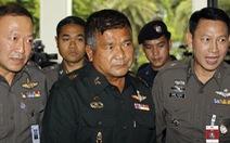 Thái Lan truy tố một trung tướng tội buôn người