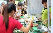 """Sôi nổi """"Ngày hội ẩm thực Bắc trung bộ tại Thanh Hóa"""""""
