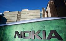 Nokia thâu tóm Alcatel-Lucent với 16,6 tỉ USD