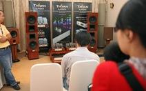 Nghe nhạc lossless tại triển lãm âm thanh TP.HCM