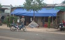 Một người đàn ông bị chém chết tại nhà ở Bình Phước
