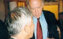 Nhà Nobel vật lý Jerome Friedman: Phải dám mạo hiểm...