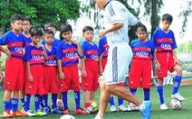 Đỗ Khải mở lớp dạy bóng đá