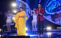 Đêm Vietnam Idol 2015thử thách Bích Ngọc - Trọng Hiếu