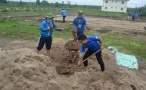42 chiến sĩ tình nguyện chiến dịch Mùa hè xanh đếnLào