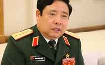 Tổng Bí thư trực tiếp thăm Đại tướng Phùng Quang Thanh