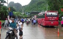 Quảng Ninh ngập nặng sau mưa, giao thông chia cắt