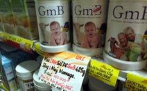 Nhãn sữa mập mờ, người tiêu dùng... bị lừa