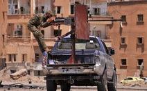 Syria và chiến binh Kurd quét sạch IS khỏi thành phố Hasakeh