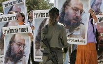 Mỹ trả tự do chocựu điệp viên Israel lừng danh