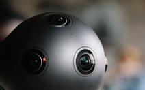 Nokia OZO: camera 360 độ thực tại ảo 3 chiều