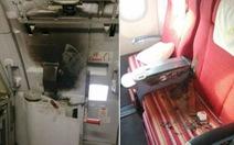 Bị đốt phá máy bay, Trung Quốc đóng cửa sân bay