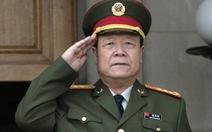Trung Quốc truy tố cựu phó chủ tịch Quân ủy Trung ương