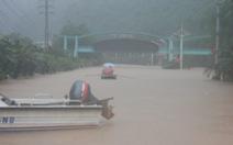 Quốc lộ 18A nối Hạ Long và Cẩm Phả đã hết chia cắt