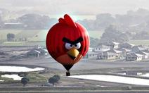 """Angry Birds vẫn là """"vua"""" trên ứng dụng trả tiền"""