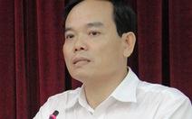 Ông Trần Lưu Quang làm bí thư Tỉnh ủy Tây Ninh