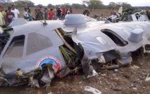 Rơi máy bay quân sự Colombia, 11 người chết