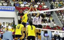 Tuyển VN dừng bước ở Giải bóng chuyền nữ quốc tế VTV Cup