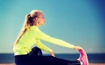 Tập thể dục giúp phụ nữ giảm 20 % các căn bệnh hiểm nghèo