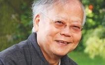 GS Cao Huy Thuần:Tính thiện là đốm lửa không tắt...