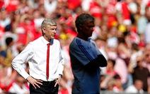 HLV Wenger lần đầu đánh bại Mourinho