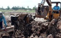Ồ ạt lấy đất ruộng làm gạch