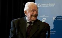 Cựu tổng thống Mỹ Jimmy Carter phẫu thuật gan