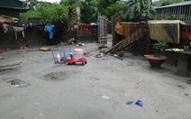 Dân Cẩm Phả chật vật dọn nhà sau mưa lũ