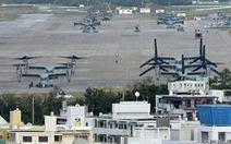 Nhật tạm ngừng xây dựng căn cứ quân sự mới của Mỹ tại Okinawa