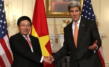 Ngoại trưởng John Kerry dự hội nghịtại Hà Nội ngày 7-8