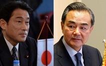 Ông Vương Nghị lớn tiếng yêu cầu Nhật không đối đầu Trung Quốc